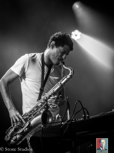 Dominic Lalli of Big Gigantic