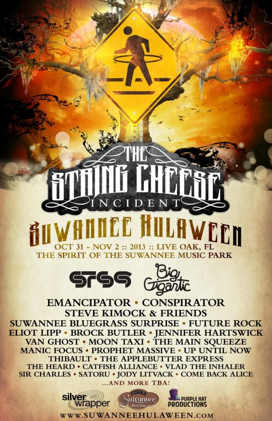 Click Here to View Suwannee Hulaween Website